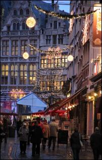 Tweede Kerstdag In Antwerpen